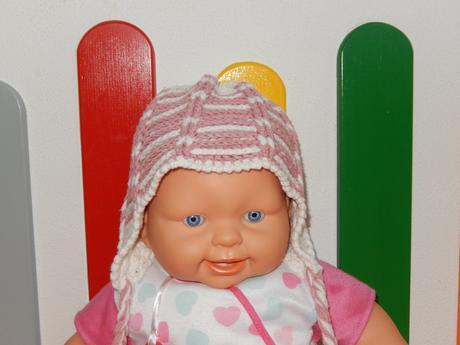 Pletená čepice, 86