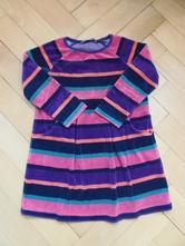 Dívčí sametové šaty, vel. 98, lindex,98