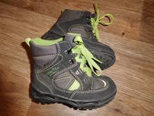 Zimní boty superfit vel. 23 s goretexem, superfit,23
