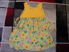 Letní šaty vel.104, 104
