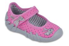 Dívčí balerínky, papučky befado, certifikov.obuv, befado,22