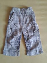 Dětské manšestrové kalhoty, esprit,80