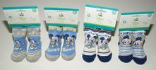 Ponožky mickey a donald, disney,62 / 68 / 74 / 80