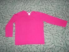 Tričko s okrasným olemováním, h&m,92