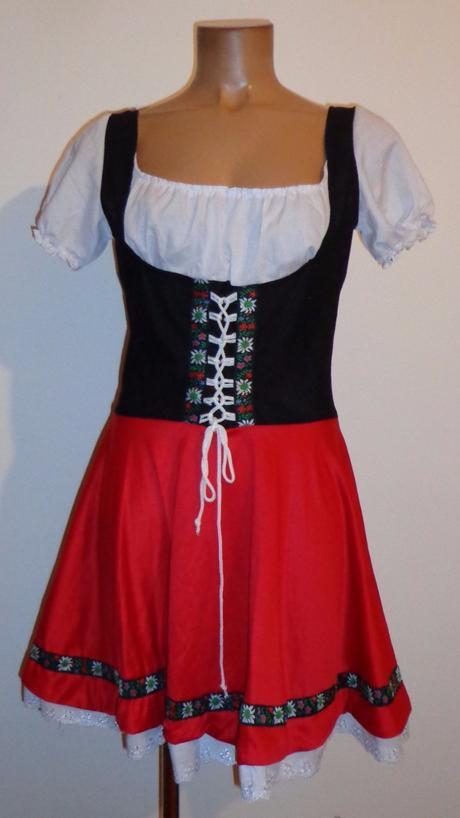 Kostým šaty selka, widmann, vel. l., l