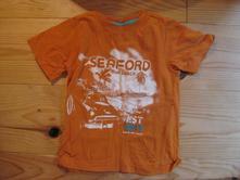 Oranžové triko, palomino,98