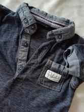 Bavlněné polo tričko next, next,74