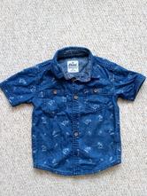 Košile, rebel,98