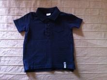 Slavnostnější triko s krátkým rukávem, vel. 74, f&f,74