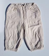 C171dívčí / chlapecké plátěné kalhoty vel. 80, l.o.g.g.,80