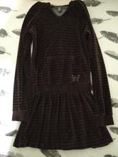 Dívčí tunika - šaty zn. zara kids, zara,164