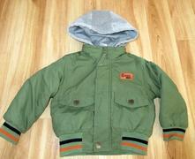 Přechodová bunda s kapucí, urban rascals,86