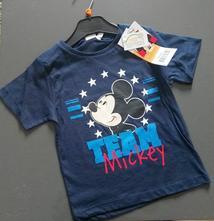 Tričko mickey, 92/98,104/110,116/122,128, 92 - 128
