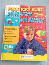 Kniha zábavná příprava na školu,