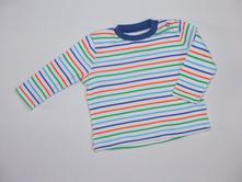 H1116 pruhované tričko vel. 68, pepco,68