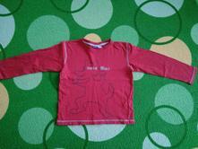 Červené triko, lupilu,110
