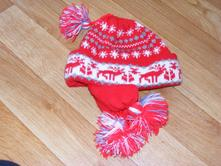 Zimní čepice cca 2-4 roky, 92