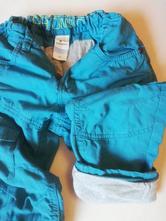 Dětské vyteplene kalhoty, palomino,98
