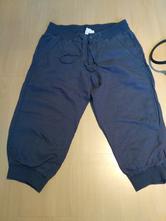 Tříčtvrteční kalhoty, h&m,38