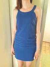Modré dámské šaty vel. 36 , camaieu,36