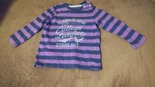 Tričko dlouhý rukáv, tcm,98