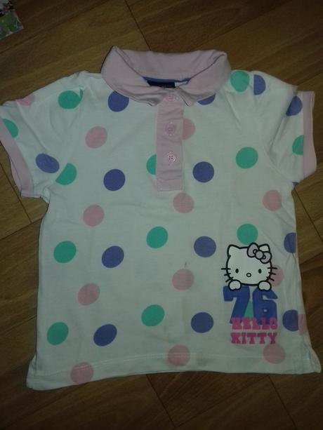 Tričko hello kitty, 98