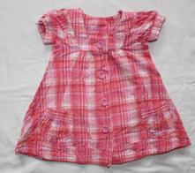 Ar79. letní šaty 3-6 měs., next,68