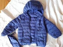 Péřová bunda, benetton,92