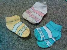 Ponožky kotníkové, 18