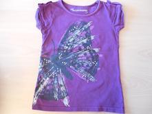 Tričko, matalan,98