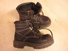 S2652/9     kotníkové boty bobbi shoes vel. 28 , bobbi shoes,28