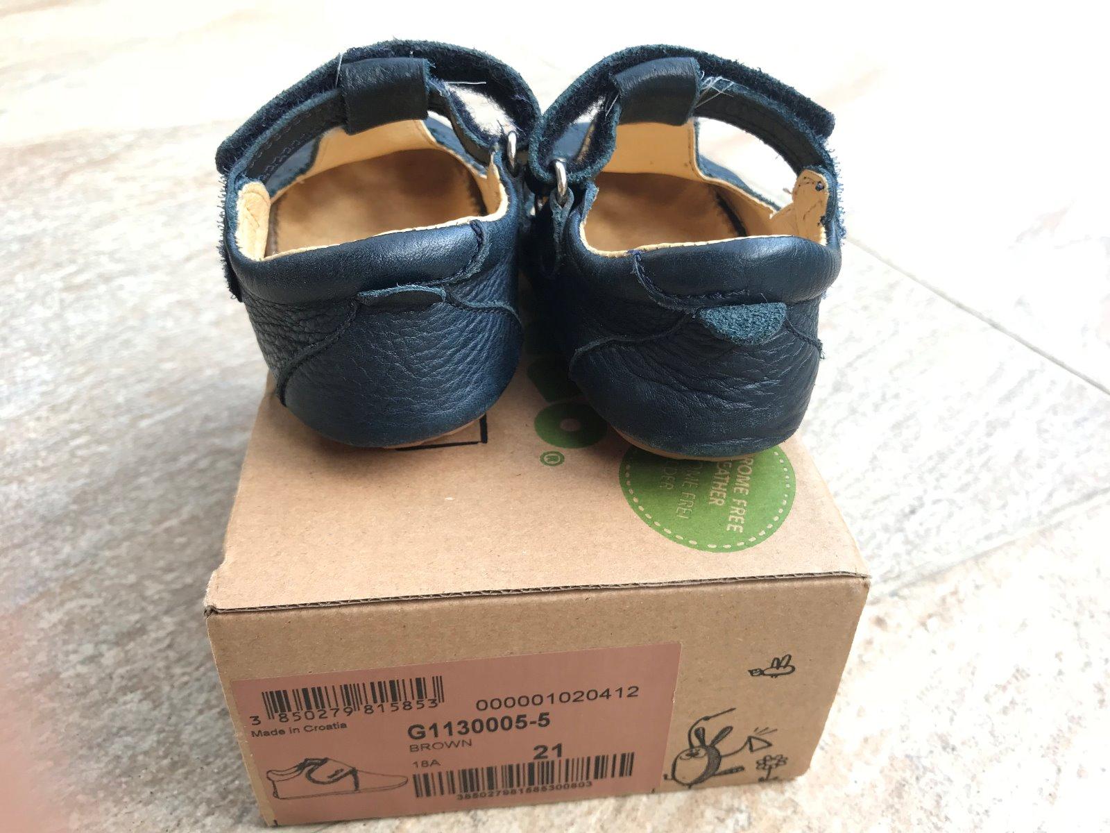 e39ed8279da3 9 inzerátů • 1 hodnocení. Dětské sandálky froddo prewalkers ...