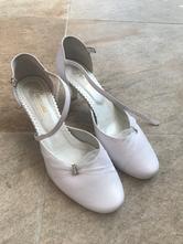 Svatební boty zn. pecciny, 39