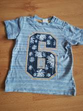 Tričko s číslem, h&m,80