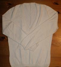 Luxusní kašmírový svetr, s