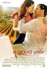 A Good Year - Dobrý ročník (r. 2006)