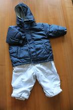 Zimní souprava bunda + oteplováčky pro kluka, gap,80