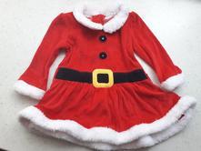Vánoční šaty, f&f,80