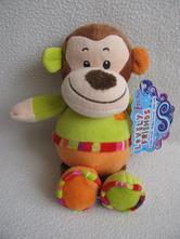 Plyšová hračka,,,opička,
