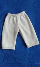 Fleecové kalhoty pro holčičku, little things, 80