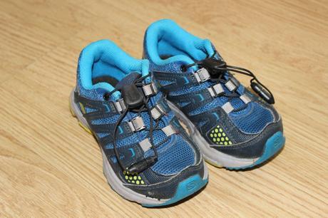Dětské boty salomon da077077351