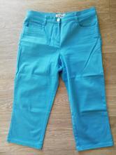 3/4 riflové kalhoty, bonprix,36