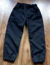 Krásné softshellové kalhoty,vel.116, 116