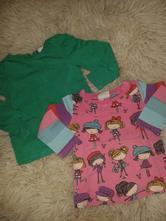 2x tričko next a hm, h&m,80