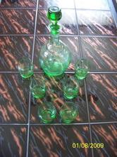 Zelené sklo,