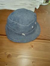 Letní klobouk s tkaničkami, h&m,80