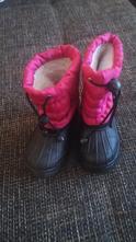 Zimní boty vel. 27 pro holčičku, značka jl, 27