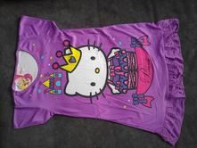 Letní šaty/pyžamo hello kitty - vel.3-4 (12), 98 / 104 / 110