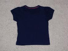 Tričko s nařasenými ramínky vl38, mothercare,68