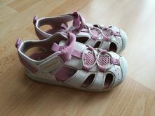 Botičky & sportovní sandálky clarcs vel. 28, clarks,28
